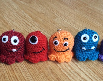 Adorable Mini Monsters