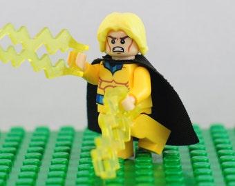 Sentry Custom minifigure (Lego Compatible) Marvel Comics Superhero Robert Reynolds The Void Avengers X-men Fantastic Four Spider-man Easter