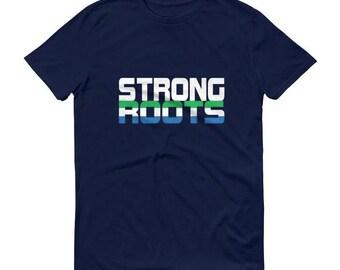 Strong Sierra Leonean Roots,  Sierra Leone T-Shirt