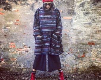 NoMad Coat/Poncho