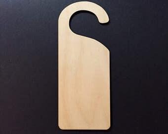 Wood Door Hanger