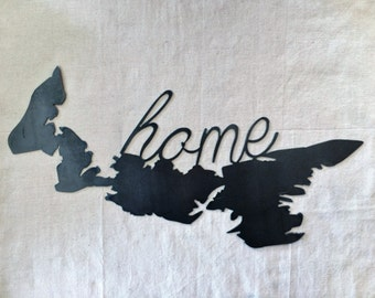 Map - Prince Edward Island