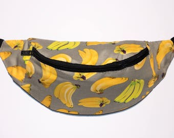 Banana Bum Bag 'Totes Bananas!'