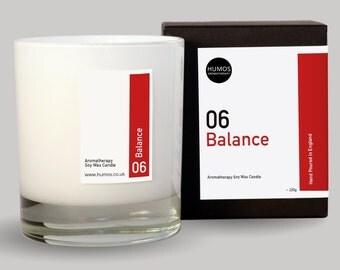 Balance™ Aromatherapy Treatment Candle (1 wick)