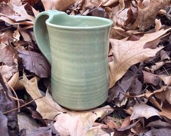 10 - 12 oz Mug - choose your color - stoneware, handmade pottery