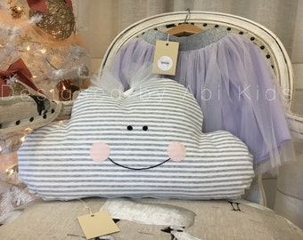 CLOUD-nursery pillow