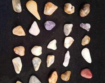 Tumbled Natural Stone 1-2cm