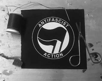 Antifascist Patch