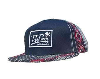 Red Rum Tribal Snapback Hats