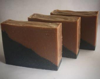 Tobacco & Bay Leaf Handmade Soap