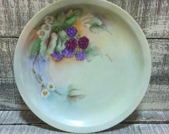 SALE!!!! Antique Bavaria Plate, Collectors Plate, Vintage Plate