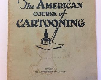 Sale* Al Stahl Illustrated American School of Cartooning