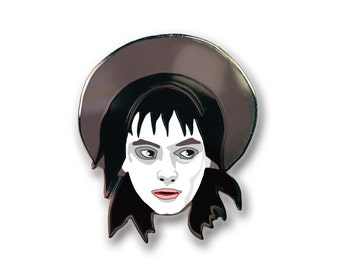 Lydia Beetlejuice Pin