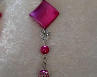 Pink Passion jewelry set