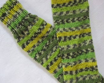 Baby leg warmers of BabyLegs with wool length 29 cm approx 7.5 cm (unstretched)