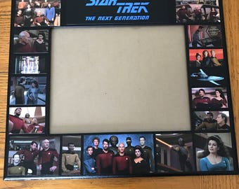 Star Trek Next Generation Frame