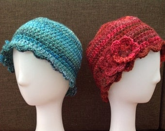 Messy Bun Hat (red now sold out)
