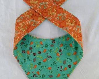 Dog Bandana / Dog Neckchief / Designer Dog Bandana / Dog Designer Neckchief / Dog Accessories / Dog Clothing / Designer Bandanas / Dogs