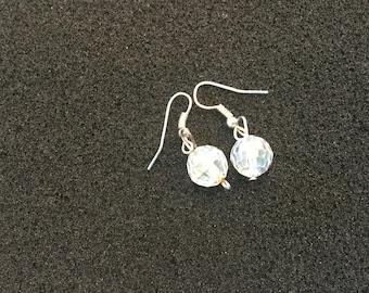 Sparkle Crystal Dangle Earring