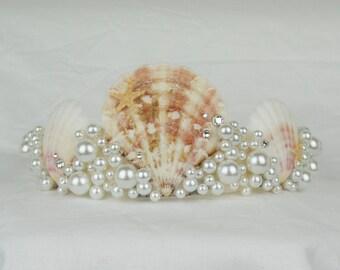 Pearl Princess Tiara