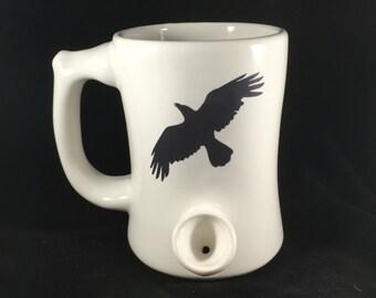 Raven wake n bake PIPEMUG