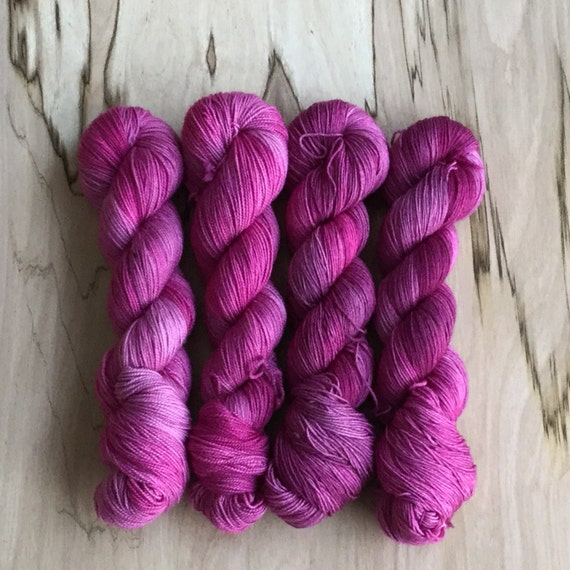 Trixie - Eighty Twenty - Superwash Merino Nylon - 400 yards