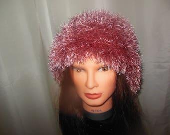 Fuzzy Wuzzy  Winter Warmer Hat & Scarf
