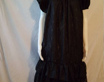 Female Pirate Coat Underdress, Airship Captain, Costume, Size 6-26, Made to Order