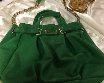 Olivia + Joy Green purse