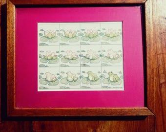 Elizabeth Halsey Signed Print 1990