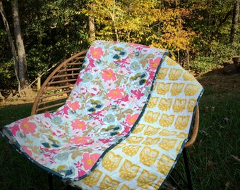 Quilt Kit, Heartland Collection, Make Your Own Quilt Kit, Whole Cloth Quilt, Learn to Quilt