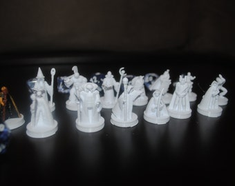 Dungeons and Dragons / D&D  Miniatures