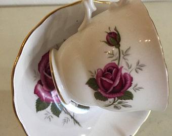 Royal Kent Tea Cup and Saucer