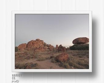 Digital Print - Photography  - Wall Art - Print - Poster - Modern Decor - Travel - Digital Download  - Landscape - Desert