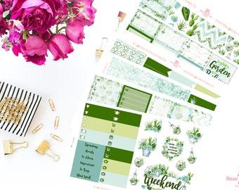 Sweet Succulents Sticker Kit