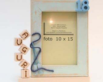 4 x 6 picture frame shabby