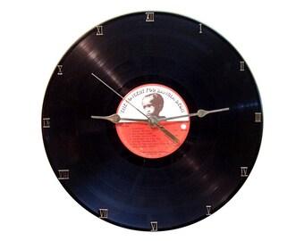 The Concert for Bangladesh lp clock