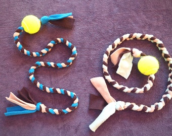 Tugs rope ball - toy dog