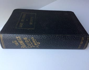 1924 Classic Book: The Business Guide (or Safe Methods of Business) by J.L. Nichols
