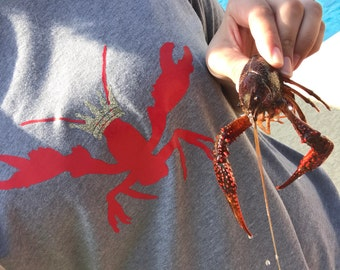 Crawfish King Tee