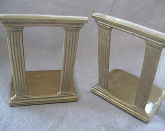 Brass bookends   free shipping in the u s a