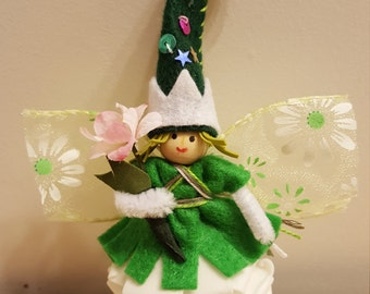 Greena the forest fairy