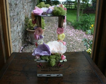 Felt Fairy Wishing Well