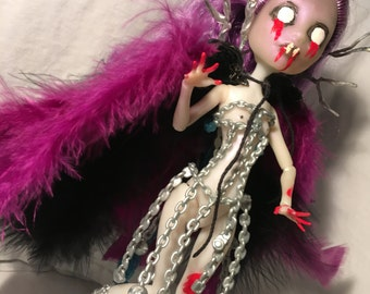 Screaming Banshee Custom Doll