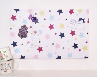 Stars Magnetic Notifceboard