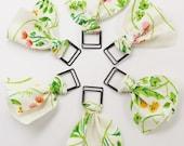 Green Garden Paper Clip