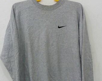 Rare Nike sweatshirts small logo L size