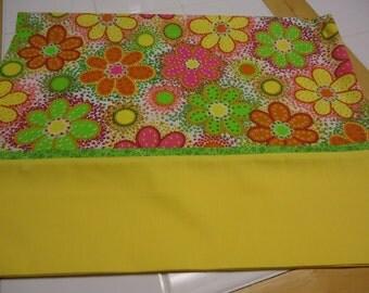 Spring Color Pillow Case(Standard Size)