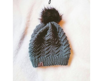 Michell Hat - Knitting Pattern