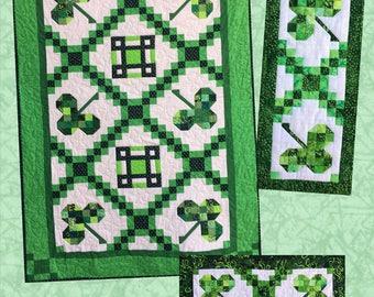 Irish Eyes Quilt Pattern